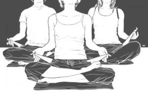 logo free yoga italia