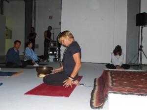 Milletti a Milano Yogafestival